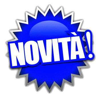 Novità 2017-2018!