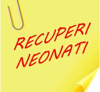 Recuperi Neonati
